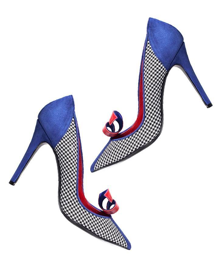Ο Στάθης Σαμαντάς είναι ο Έλληνας Σχεδιαστής Παπουτσιών που εντυπωσιάζει συνεχώς! http://www.demodedfashionbusiness.com/people--brands/-post-shoe-designer