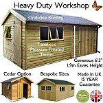 Tanalised Timber Workshops