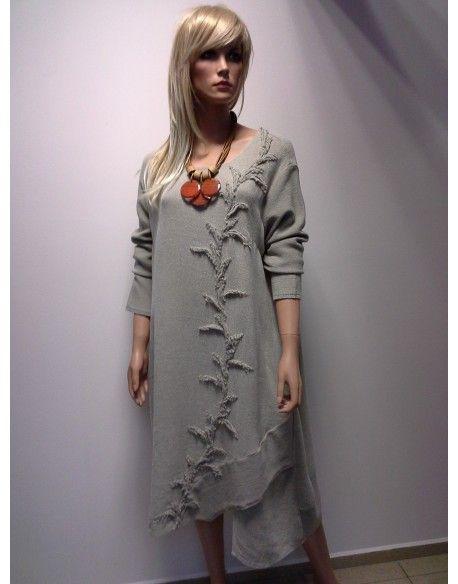 SUKIENKA-LEN  315,00 zł brutto Stan:  Nowy produkt  niepowtarzalny,fantazyjny,elegancki styl  rozmiar XL  kolor beż