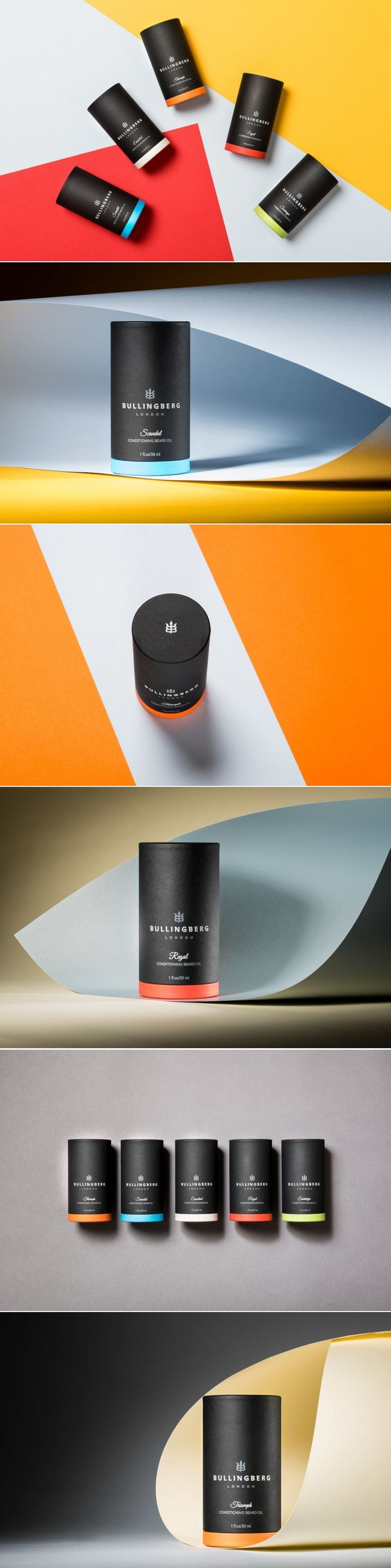 This Men's Grooming Line Comes With a Lux High-End Feeling — The Dieline | Packaging & Branding Design & Innovation News