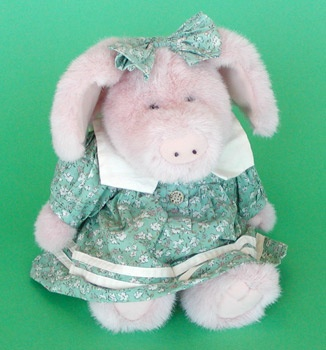 BOYDS Limited Edition Piggy Petunia Steadsbeary (009034)