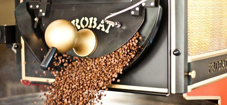 Gourmet coffee (lähikahvila hyvällä kaffella ja aamiaisella)