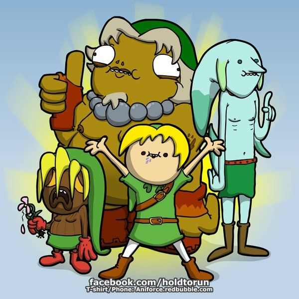 The Kid Behind The Masks By Aniforce Nintendo Pinterest