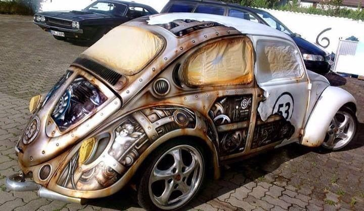 Love This Paint Job Car Crazy Pinterest Love This