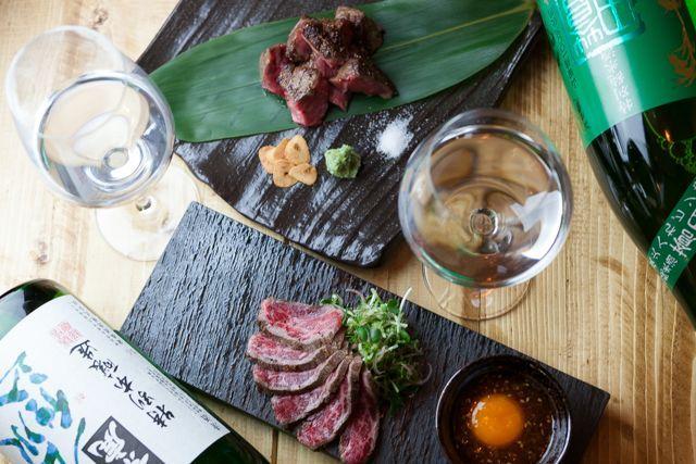 日本酒と料理のペアリングを楽しむ、日本酒バル「蔵よし」が品川にオープン! - macaroni