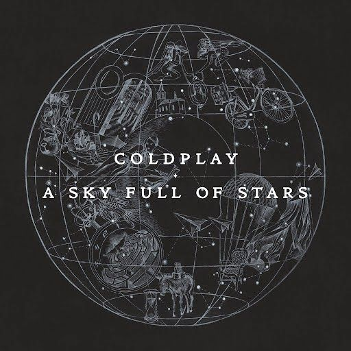 "Rong's Blog: Coldplay walk down town in ""A Sky Full of Stars"" - Today's Pick 