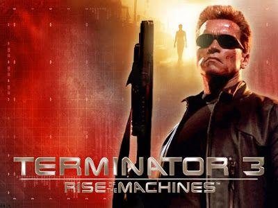 Muito além dos livros e filmes!: Filme - O exterminador do futuro 3 (2003)