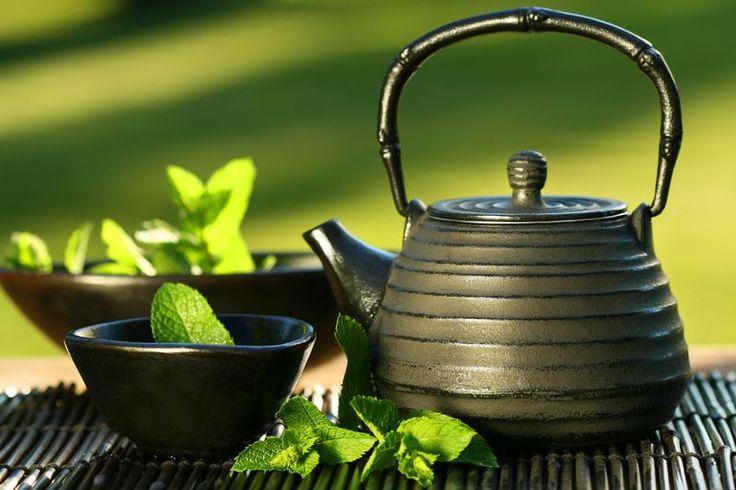 #Benefícios do chá #verde - #Community