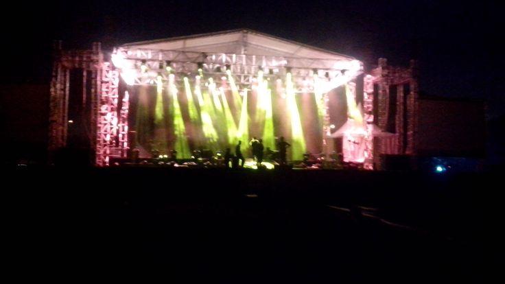 Stage Concert Eru K-Pop