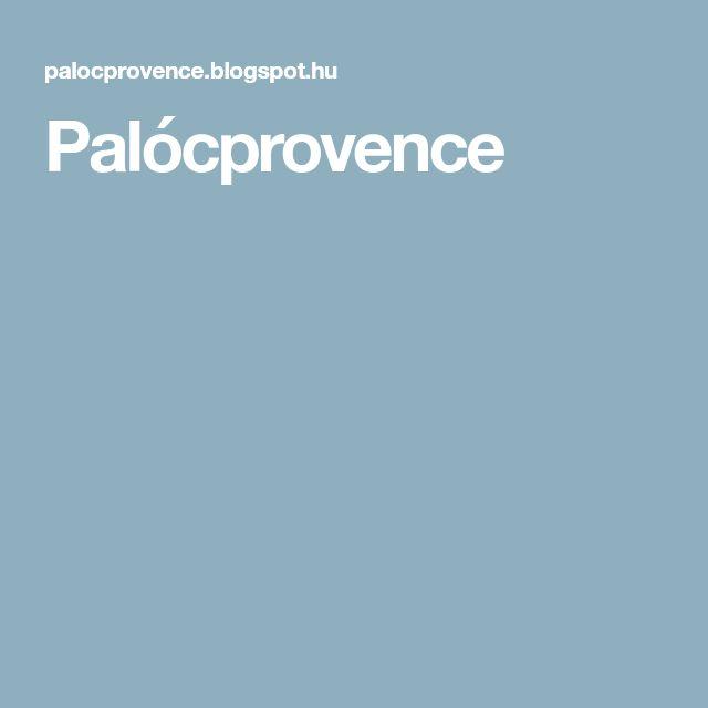 Palócprovence