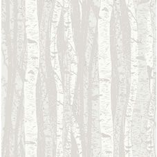 A stylish line drawn tree design set on a neutral background to perfectly complement any decor. <BR><BR>Design Match: Straight Match  <BR>Design  Repeat: …