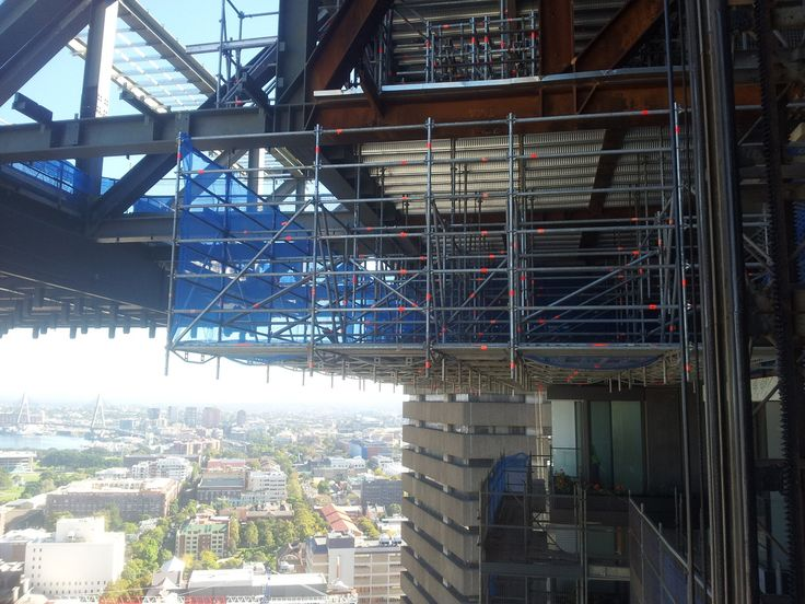 SUSPENDED SCAFFOLDS - ENGINEERED SCAFFOLDING AND ACCESS SOLUTIONS