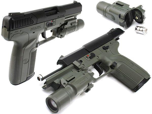 Tokyo Marui Fn Five Seven Gbb Pistol Marui Fn5 7 Fg Fn Five Seven Airsoft Pistol