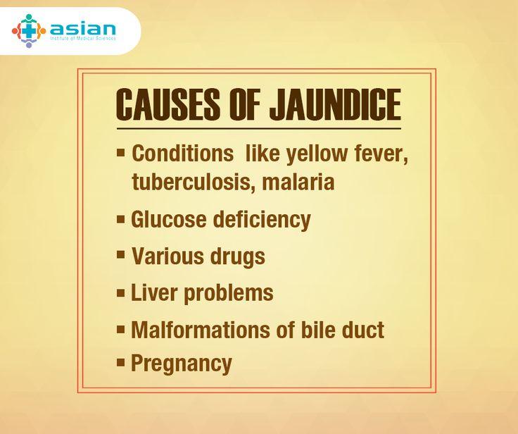 Causes of Jaundice