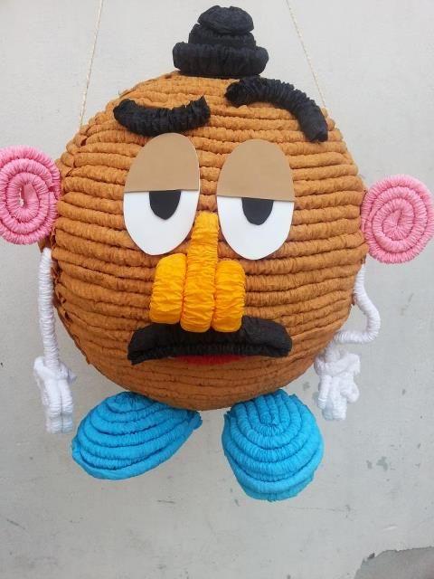 Piñata~Mr. Potato Head  Piñata