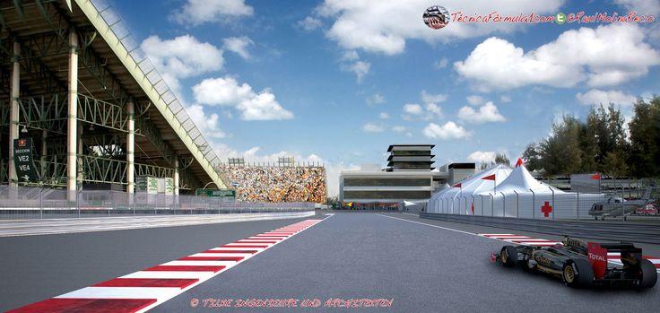 Tilke dice que son las reglas las que impiden adelantar y no las pistas  #Formula1 #F1
