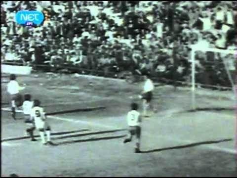 ΠΑΝΑΘΗΝΑΙΚΟΣ - ΕΡYΘΡΟΣ ΑΣΤΕΡΑΣ 1971  ΝΤΟΚΥΜΑΝΤΕΡ