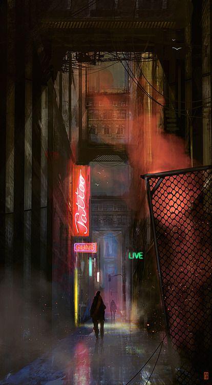 Cyberpunk artworks gallery - Page 29