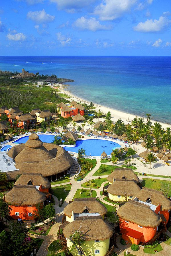 The Iberostar Cozumel. Ideally located only steps away from great snorkeling, this property features its own pier, where diving excursions leave directly. Perfect for families. Excellent for relaxing.