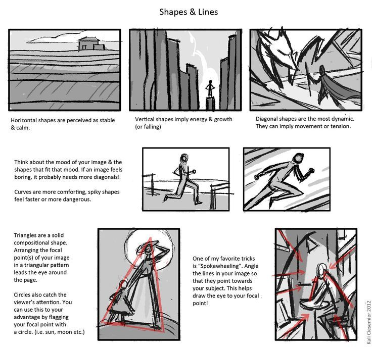 Composition Of Lines In Art : Best creating composition eye pathways images on