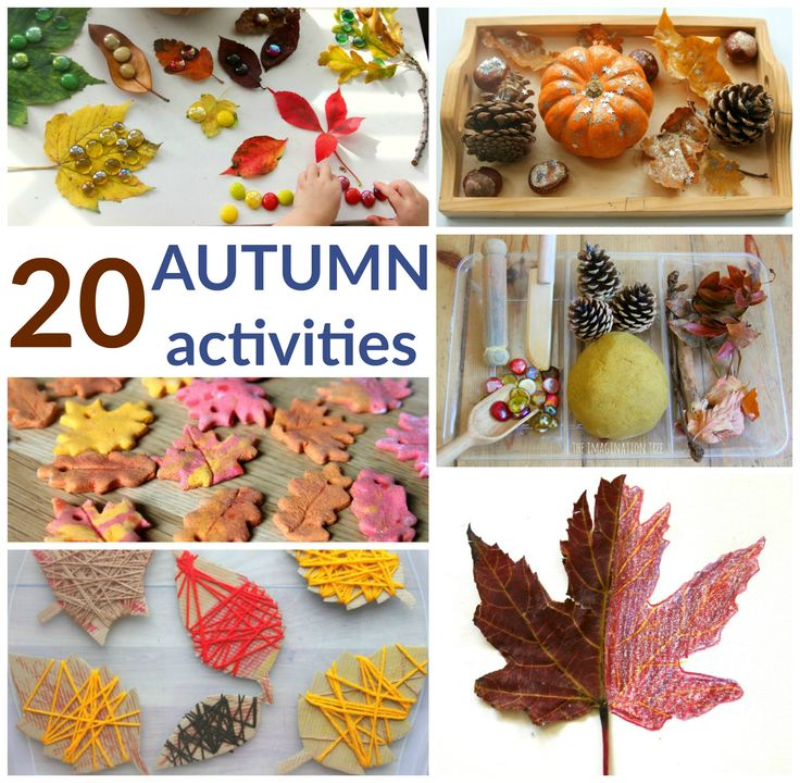 Here are 20 of the best Autumn activities for kids! Crafts, creative projects, sensory play, small world play and learning for toddlers to school age. There's sure to be something here for everyone to enjoy the gorgeous colours and textures of Autumn!  You can find all 20 of these Autumn Activities for Kids here...Read More »