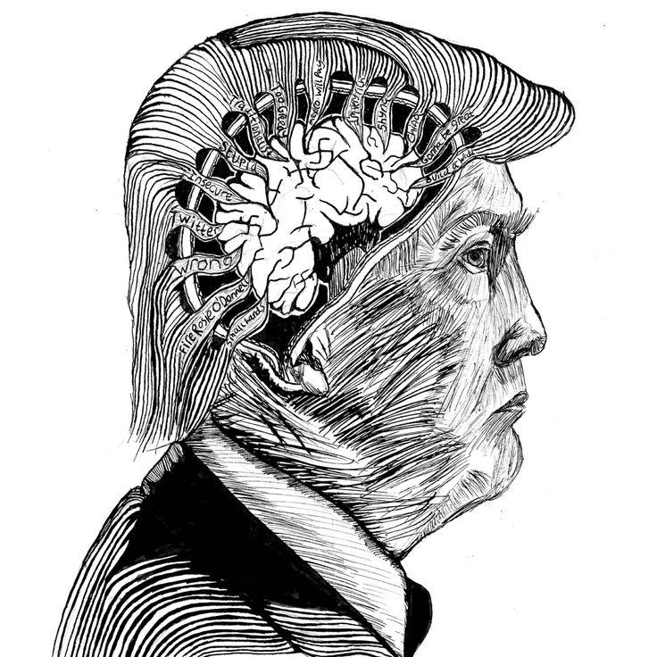 Trump's source of evil