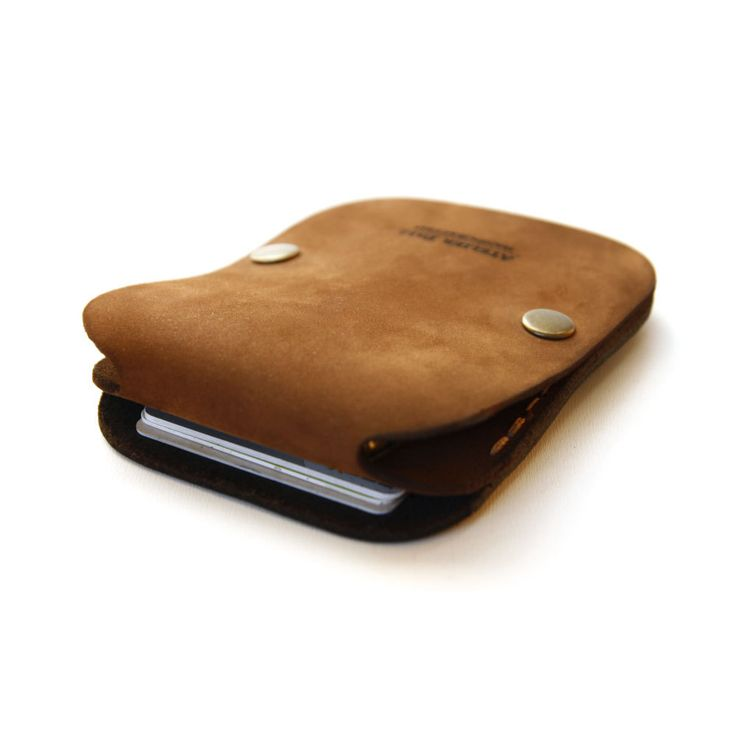 Key Wallet in Brown