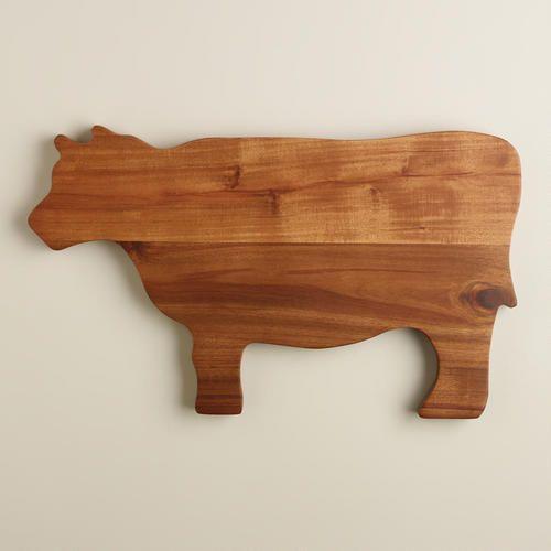 Cow Cutting Board | World Market