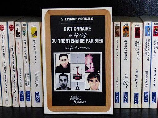 Dictionnaire (subjectif) du trentenaire parisien, de Stéphane Pocidalo : http://www.menagere-trentenaire.fr/2014/10/02/stephane-pocidalo-dictionnaire-subjectif-du-trentenaire-parisien