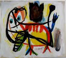 Karel APPEL (1921-2006) - Dier