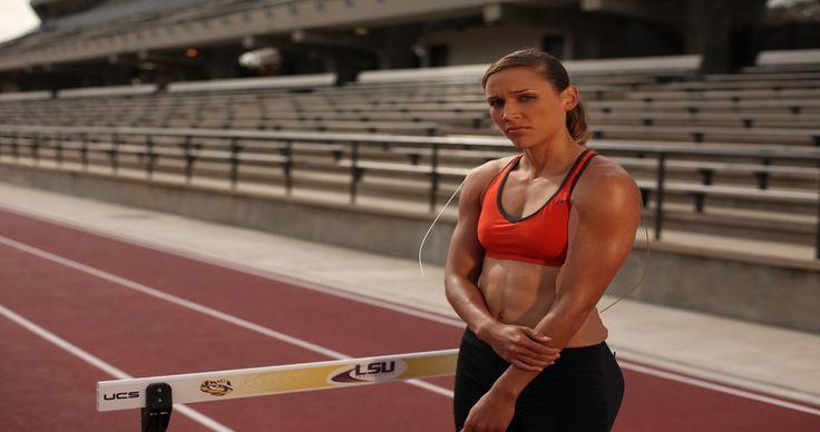 Athletic body frame similar to Nikki's.