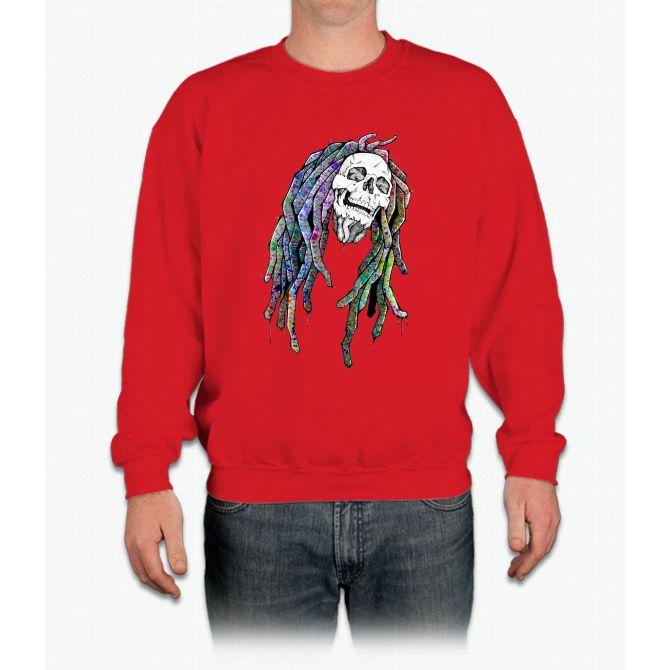 Dead King - Bob Marley Crewneck Sweatshirt
