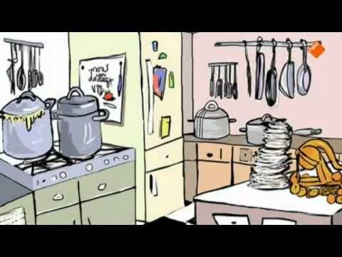540 LIEDJE een kijkje in de keuken Koekeloere 20140409 2 - YouTube