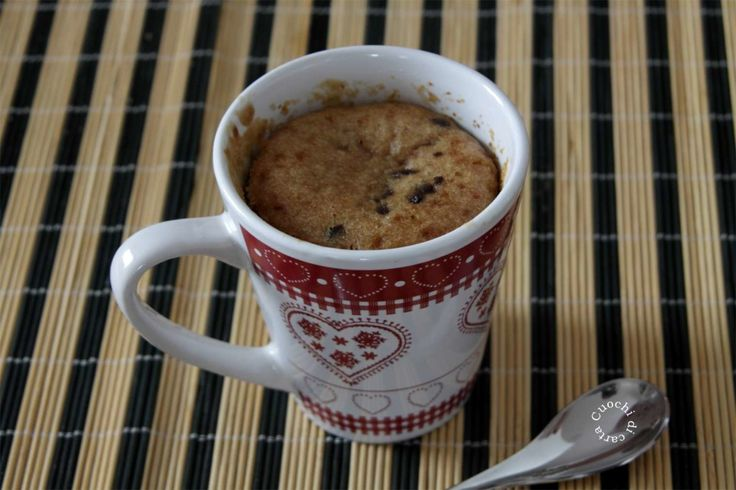 Torta in tazza senza microonde
