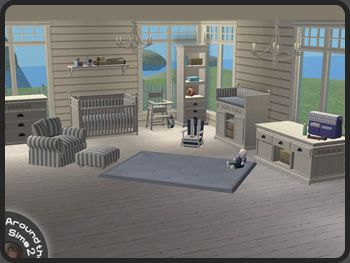 17 Best Images About Ts2 Room Sets Nurseries And Kids