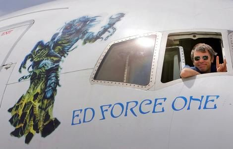 Ed Force One