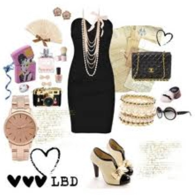 Little Black Dress♥