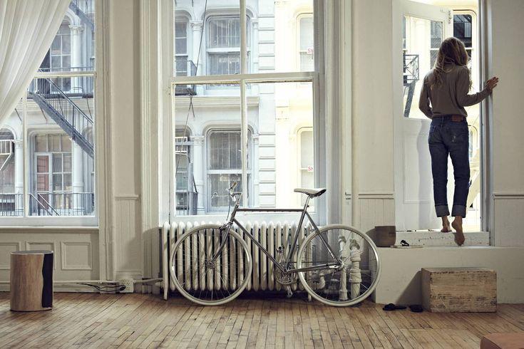 La bici encasa  #avantumbikes