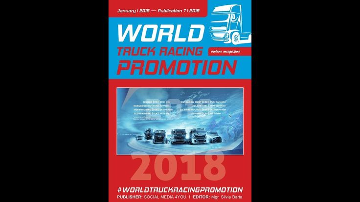 1/2018 WORLD TRUCK RACING PROMOTION