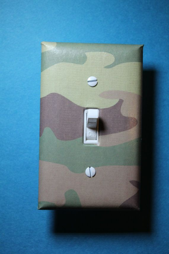 Camouflage Army Camo print pattern green and by ComicRecycled