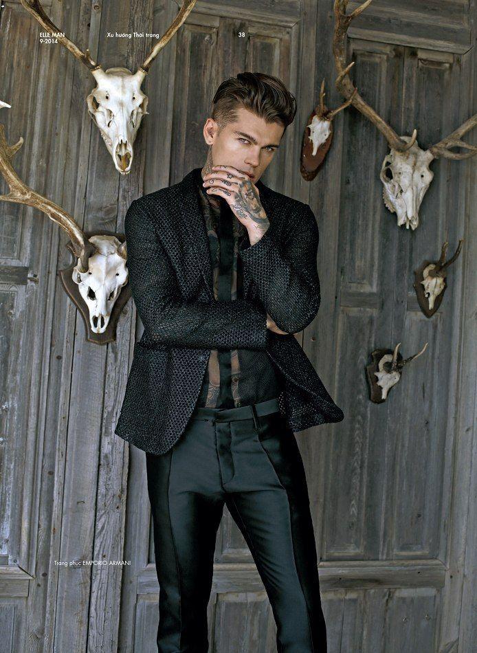 Stephen James   Sharp Dressed Man in 2019   Stephen james