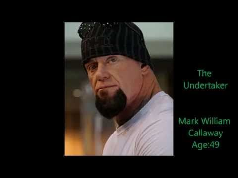 WWE Wrestlers Real Names And Ages 2014 - YouTube