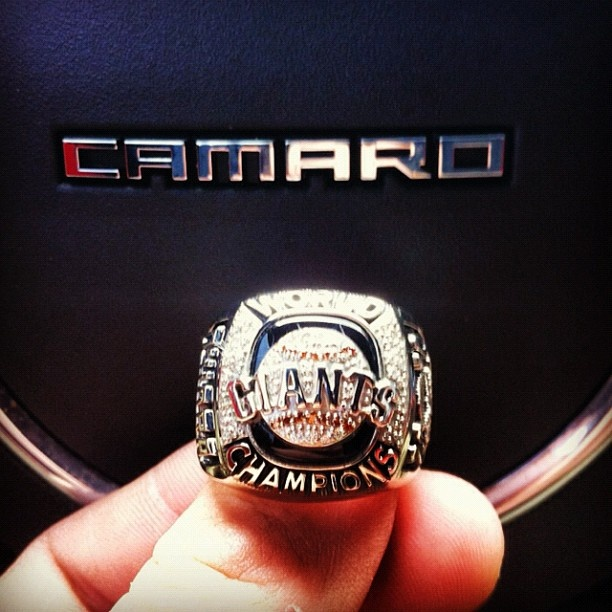 #camaro #giants #sfgiants #sanfrancisco #truefan #picoftheday  #sfdiehardfan #sanfranciscogiants #worldserieschamps #2010  Looking for most expensive diamond ring?You found it here  http://www.bestpriceengagementrings.net