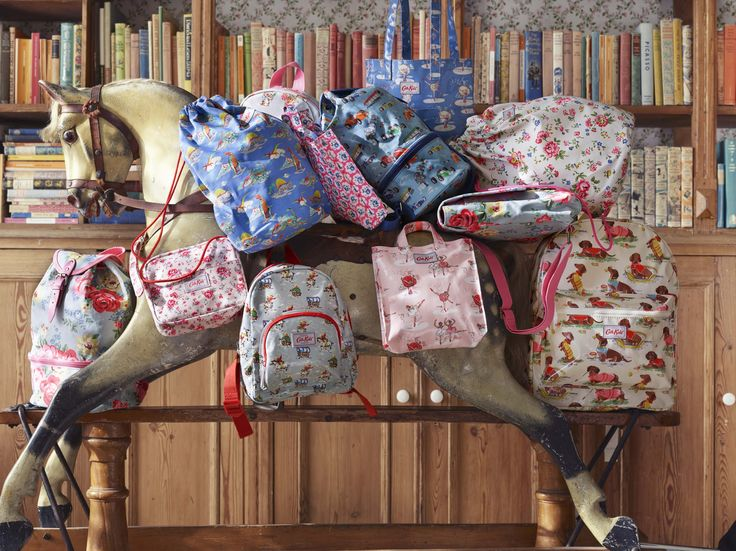 Cath Kidston Bags to School AW15