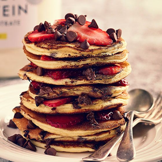 The perfect protein pancakes... proteinworld.com