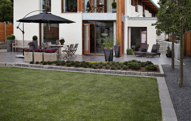 Ni som söker funkisinspiration till era altaner och trädgårdar skall ta en titt på denna fantastiska trädgårdsdesign! Denna fina sjöpavi...