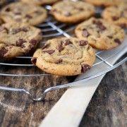 Recette facile des meilleurs cookies moelleux à coeur