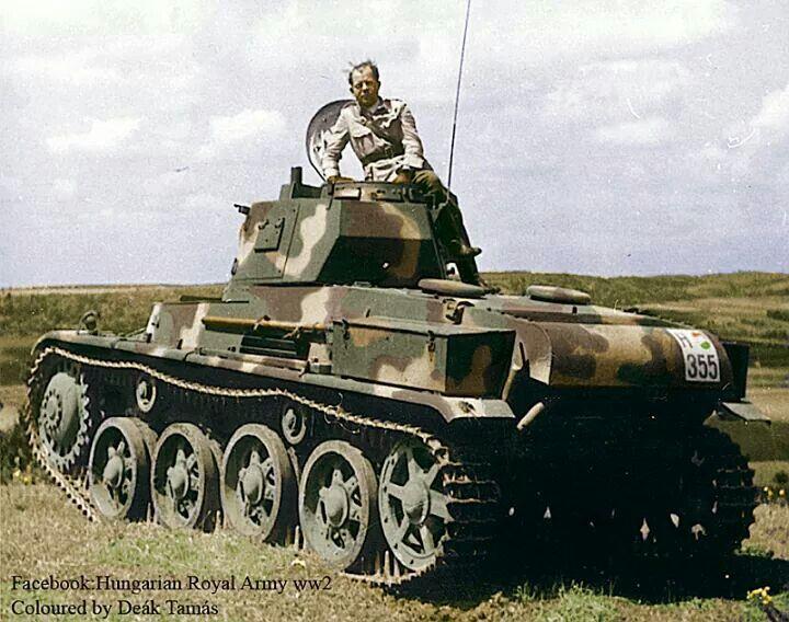 Toldi tank