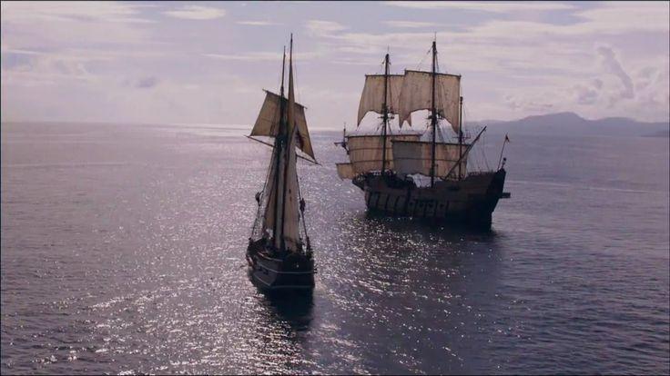 Aelin and her fleet