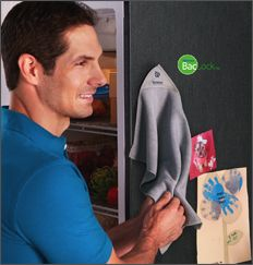 New Norwex Products! Fall 2015 - New and Improved MAGNETIC EnviroCloth, available in grey! What could make our EnviroCloth even better? How about a built-in magnet so you can hang it where you need it—on your refrigerator, oven or any metal surface. A little longer than our EnviroCloth and made from the same extra-absorbent Norwex Microfiber. Strong magnet holds towel in place. Machine washable. http://www.fastgreenclean.com/2015/08/new-products-fall-2015.html